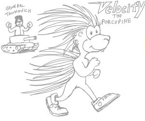 Sonic ripoff