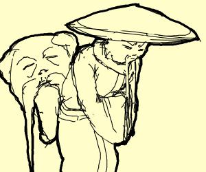 kung fu man ching chong