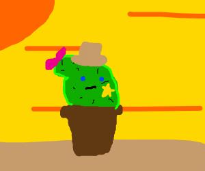 sheriff cactus