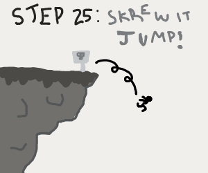 Step 24: reconsider all the other steps