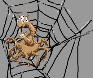 Marsupial-arachnid hybrid