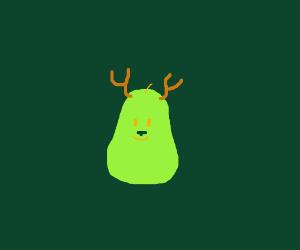 fruit deer
