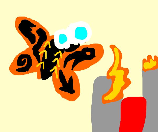 Mothra Attacks!