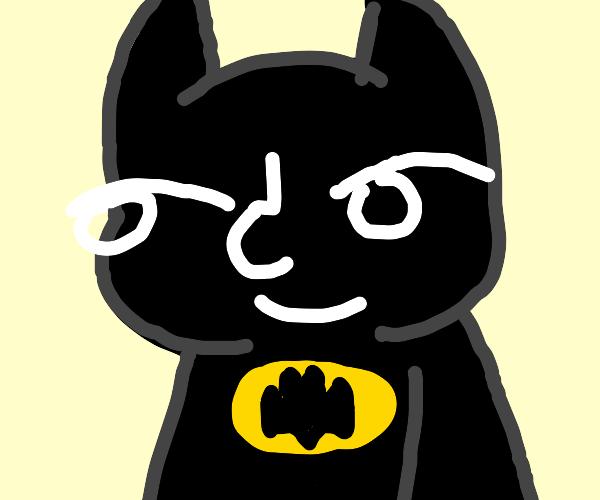 bat man( lenny face)