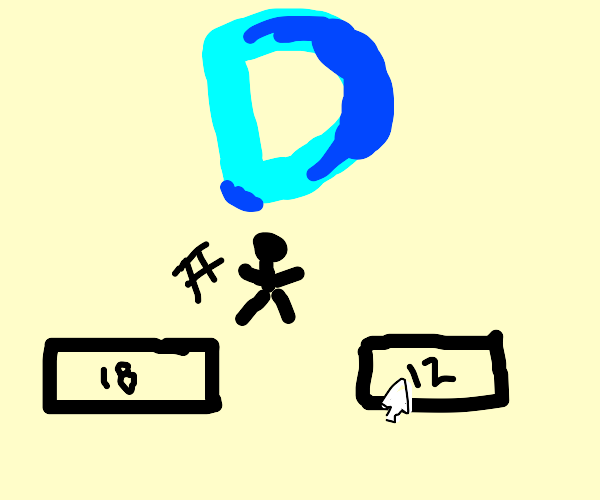 I want 12 players in this Drawception game