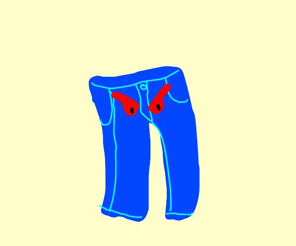 Evil Pants
