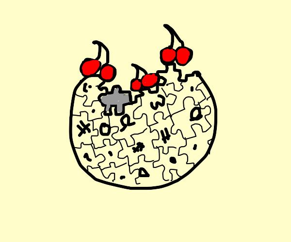 Cherries on Wikipedia
