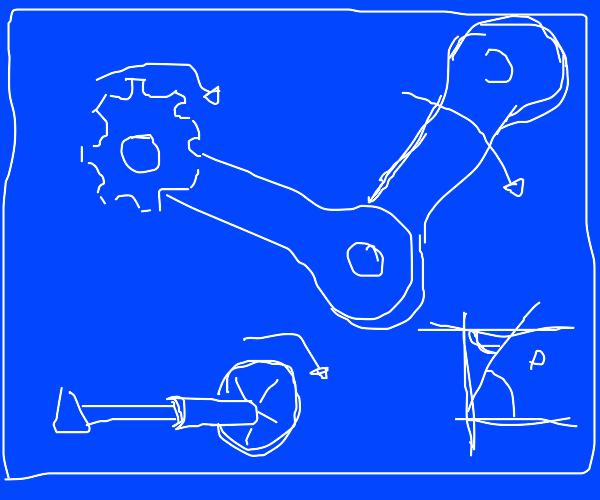 Mechanic Drawing