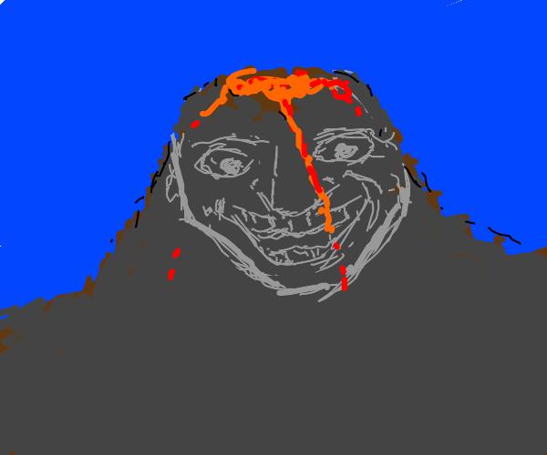 volcano is sus