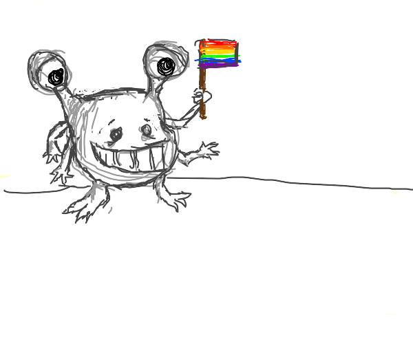 Gay monster