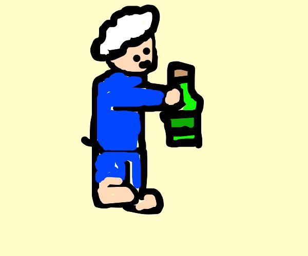 Alcoholic Grandmother