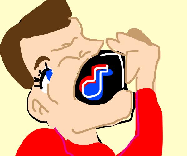 Florida Man eats the tiktok fanbase