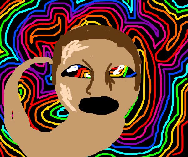 High on LSD
