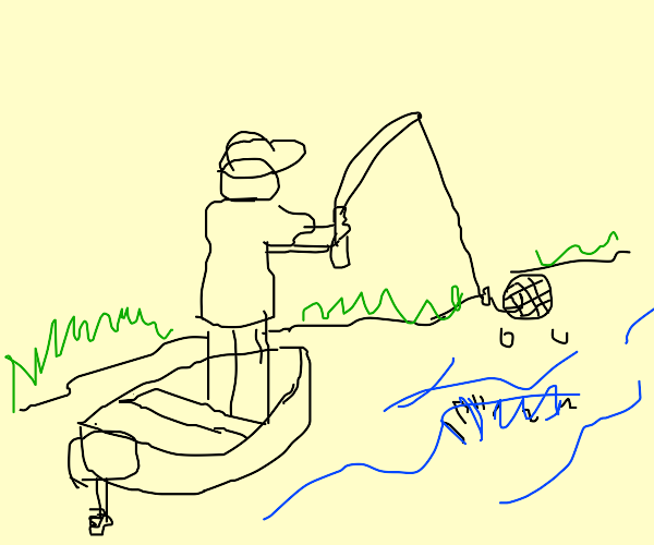 Fishing for Waffles