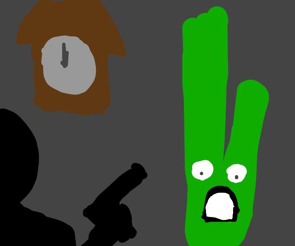 the celery stalks die at midnight