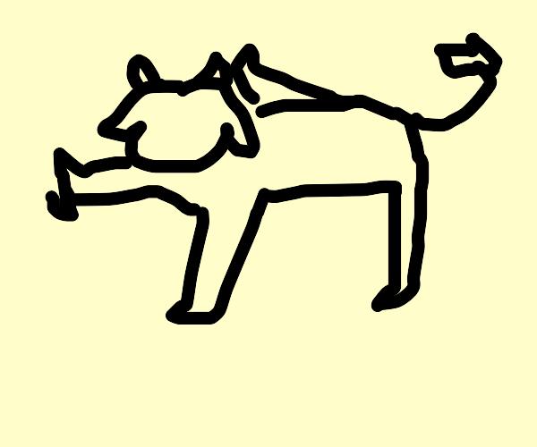 Dancing Polish Cow