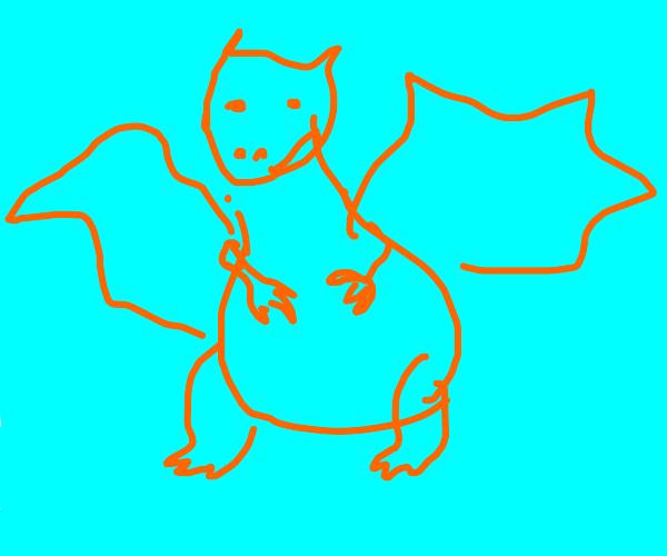 fat charzard