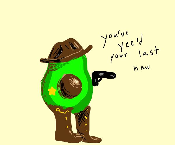 Avocado Sheriff