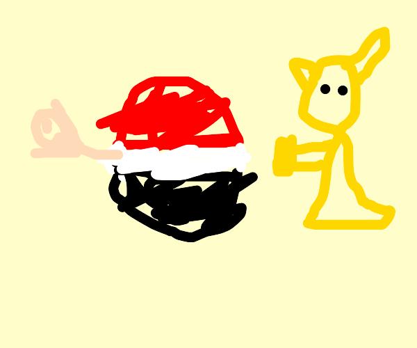 Pokemon go reversed