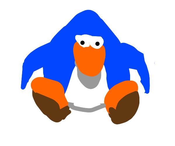 Club penguin sit