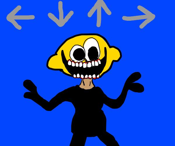 lemon demon (fnf)