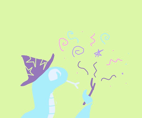 lil snake wizard