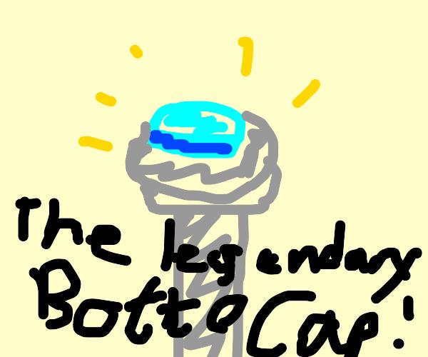 Mystical Bottle Cap