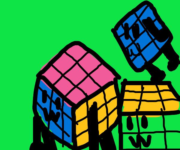 Rubric cubes