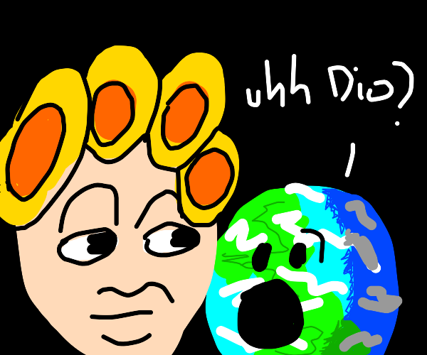 Dio's The World