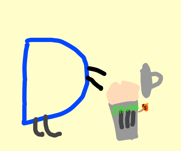 DRAWCEPTION KEEPS DELETING MY DRAWINGS