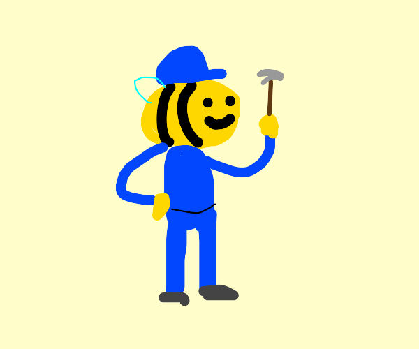 the bee can fix it