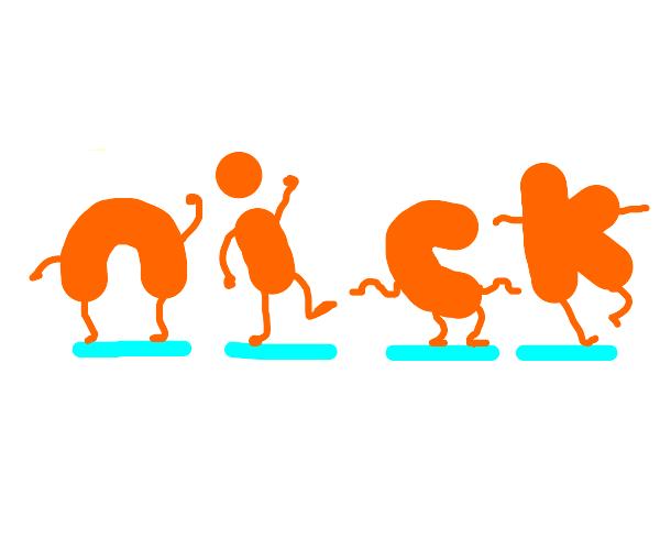 Nickelodeon Dance Off