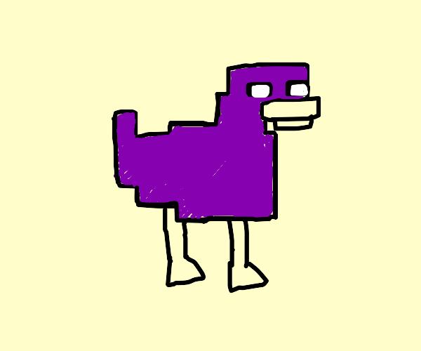 Lego Duck
