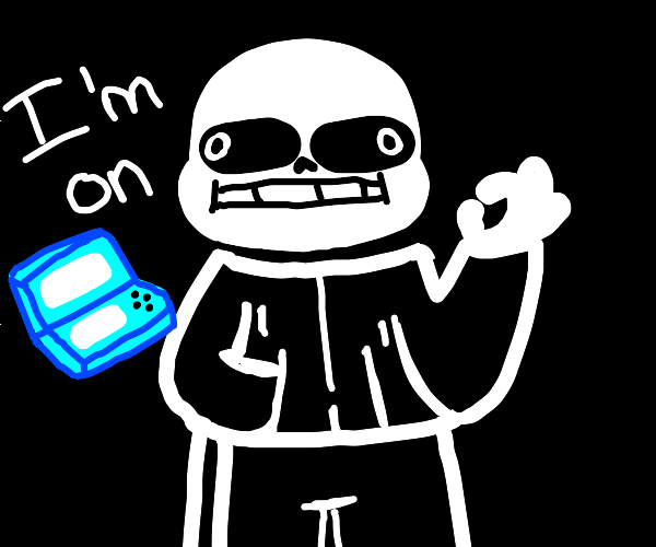Undertale for the Nintendo DS