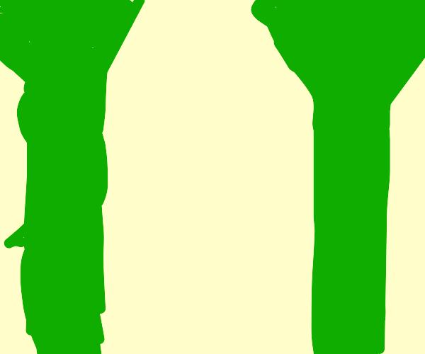 Futuristic Celery