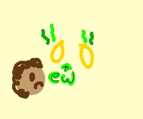 Smelly Earrings