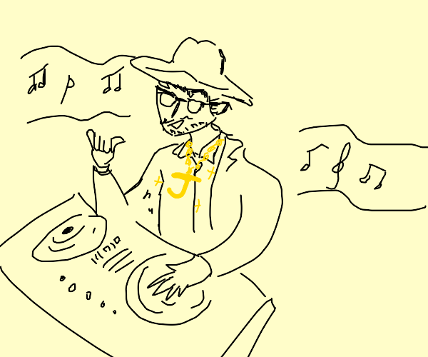 Indiana Jones DJ