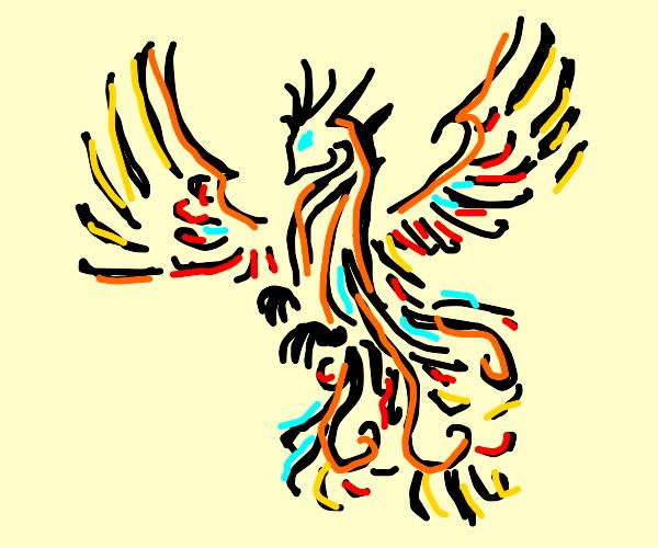 Antique Phoenix