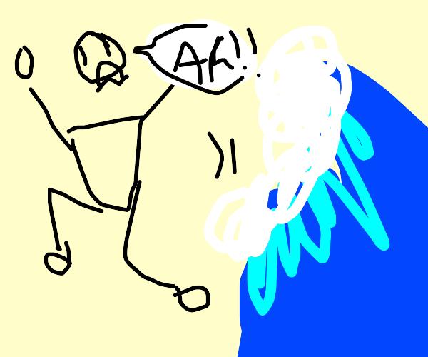 Tsunami-phobia
