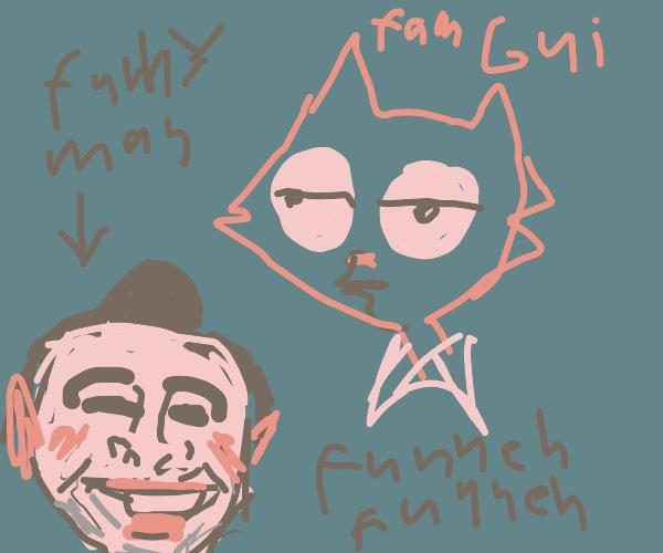 Family guy cat