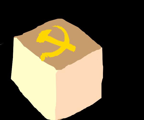 A big ole' box a' Communism