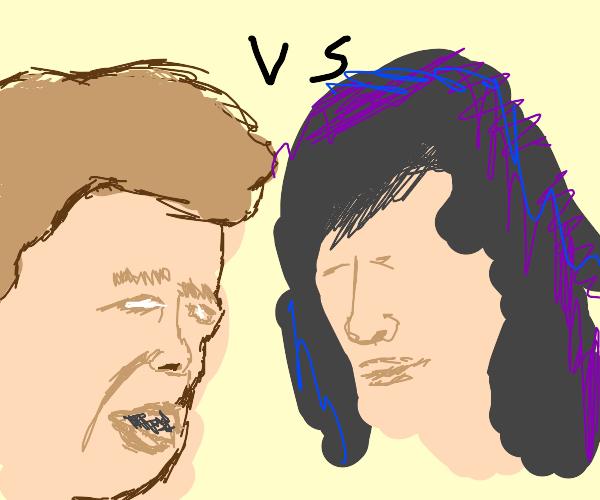 Rick Astley vs Emo