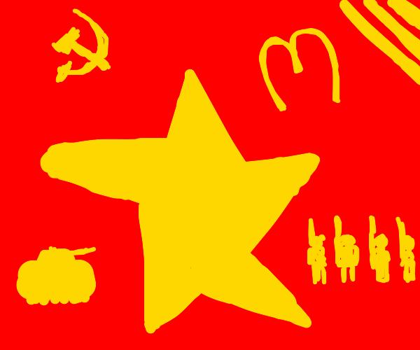 communist mcdonalds