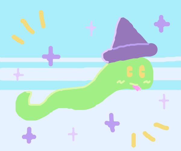 Snake wiza