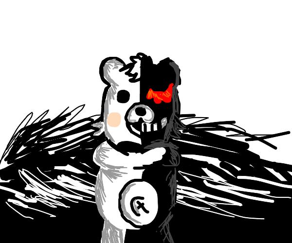 the bear from danganronpa