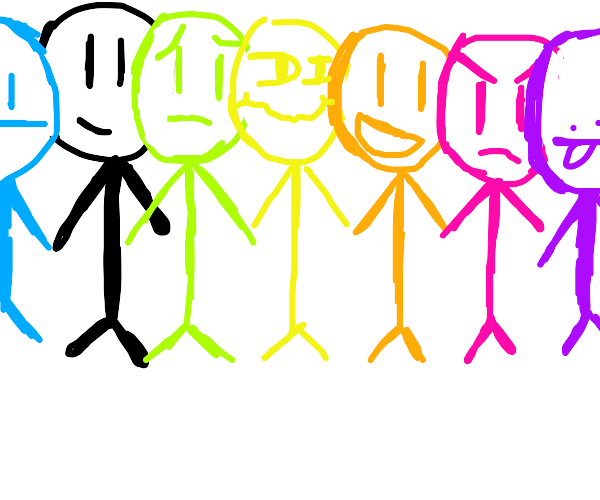 Stickman group