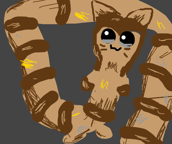 Long furret