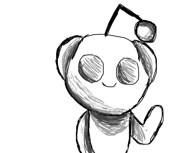 Reddit Snoo