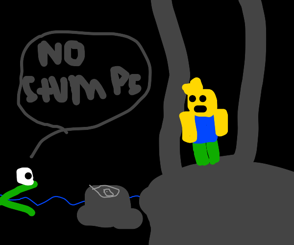no stumps allowed in the alligator pool!