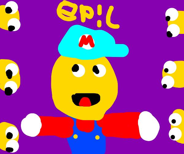 Mario but epic